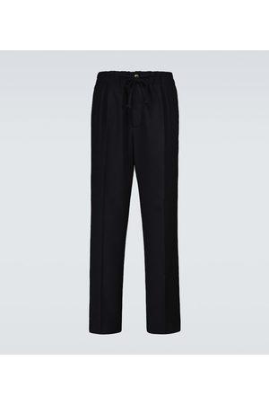 Nanushka Hombre Pantalones de vestir - Pantalones Nile acordonados
