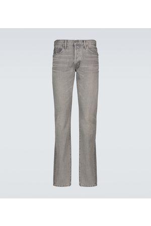 Tom Ford Hombre Slim - Jeans de ajuste slim