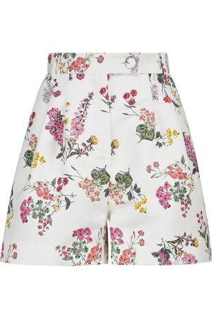 EMILIA WICKSTEAD Shorts florales
