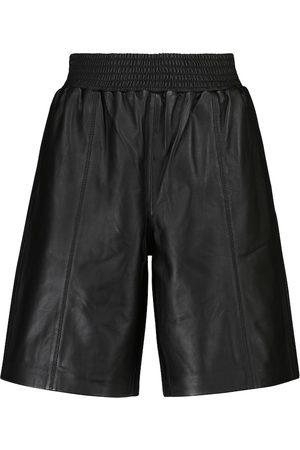 Frame Mujer Pantalones cortos - Pantalones cortos de cuero Gym