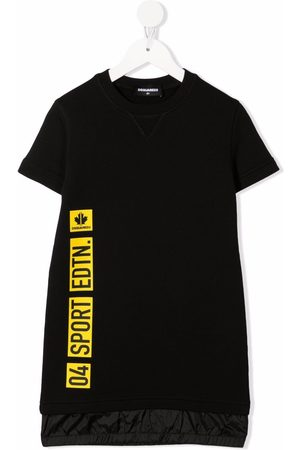 Dsquared2 Short sleeved sweater dress