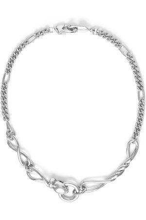 CAPSULE ELEVEN Collar Symbols con motivo de serpiente
