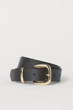 H&M Cinturón de piel