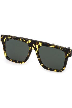 Police Hombre Gafas de sol - Gafas de Sol APLD55 Clip-On Only 789P