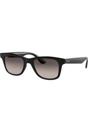 Ray-Ban Hombre Gafas de sol - Gafas de Sol RB464F Asian Fit Polarized 601/M3