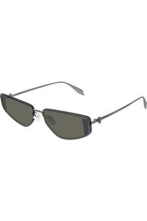 Alexander McQueen Hombre Gafas de sol - Gafas de Sol AM0220SA Asian Fit 003