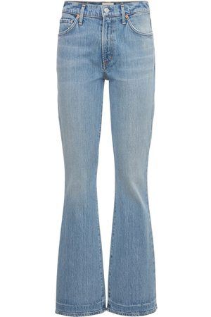 Citizens of Humanity Mujer Cintura alta - | Mujer Jeans Lilah Con Pierna Recta 24