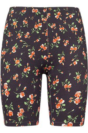 Paco rabanne   Mujer Shorts De Jersey Stretch Estampados /multi Xs