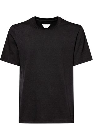 Bottega Veneta | Hombre Camiseta De Algodón S