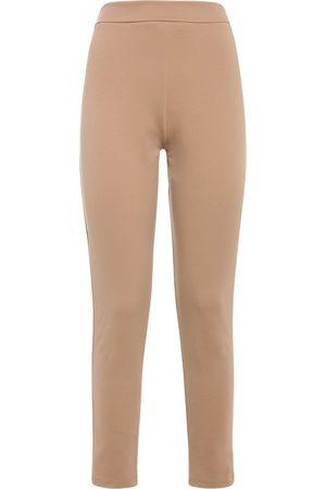 Max Mara | Mujer Pantalones Skinny Fit De Jersey 36