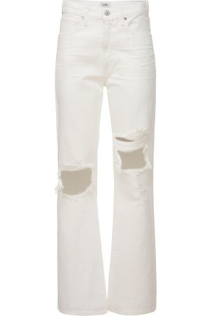 """Citizens of Humanity   Mujer Jeans Relaxed """"libby"""" De Denim Con Cintura Alta 24"""