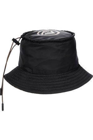 Fendi Sombrero de pescador reversible FF con logo
