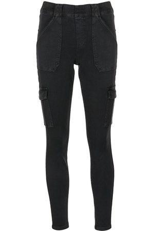 Spanx Pantalones cargo de sarga