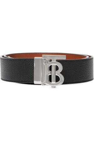 Burberry Cinturón con hebilla con monograma