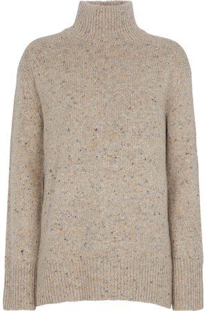 Vince Jersey de cuello alto en mezcla de lana