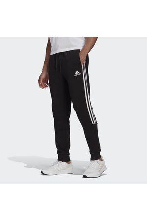 adidas Pantalón Essentials Fleece Tapered Cuff 3 bandas