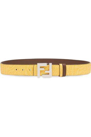 Fendi Hombre Cinturones - Cinturón con hebilla FF