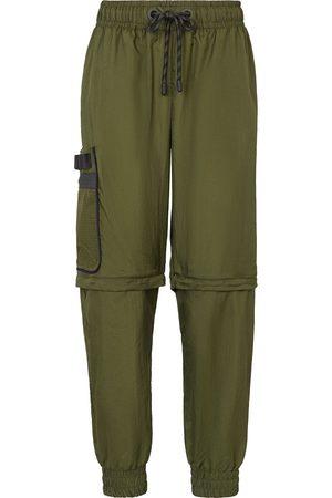 Fendi Pantalones tipo cargo convertibles