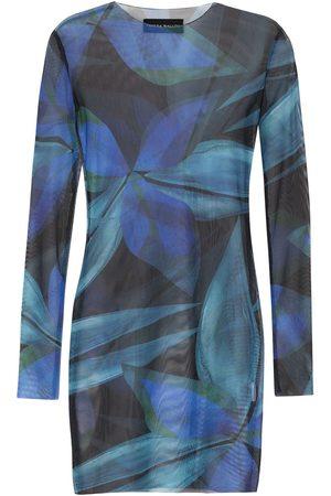 Louisa Ballou Low Tide mini dress