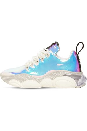 Moschino | Mujer Sneakers Teddy Con Holograma 30mm 40