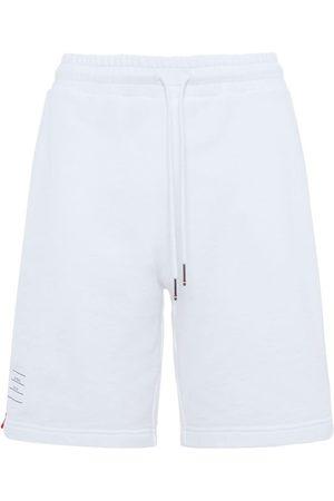 Thom Browne | Mujer Shorts De Jersey De Algodón 36