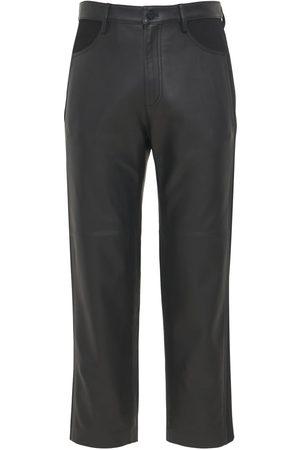 DION LEE | Hombre Pantalones De Piel S