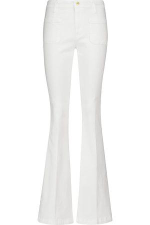 Frame Pantalones flared Le Bardot