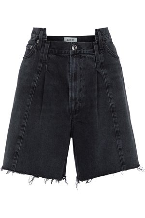 AGOLDE Shorts vaqueros Pieced Angled
