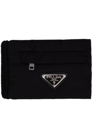 Prada Hombre Bolsos - Knitted pouch wallet
