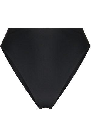 Jade Swim Incline high-waisted bikini bottoms