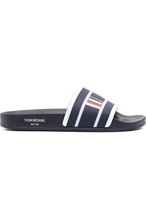 Thom Browne Hombre Zapatos - Sandalias a rayas
