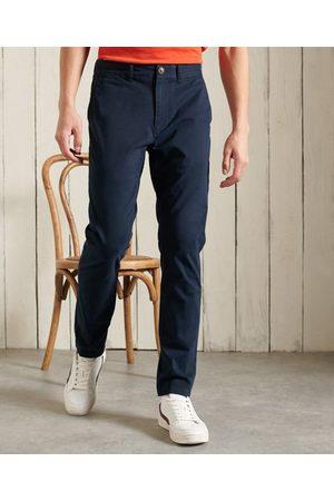 Superdry Pantalones chinos ajustados Core