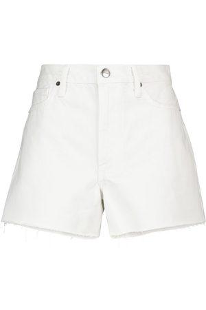 Frame Shorts vaqueros Le Simone de tiro alto