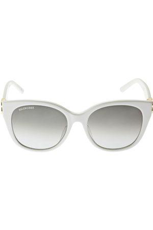 Balenciaga | Mujer Gafas De Sol Cat-eye Dynasty De Acetato /gris Unique