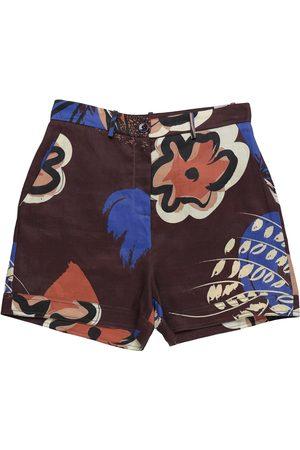 Manila Grace Mujer Bermudas - Pantalones cortos y bermudas