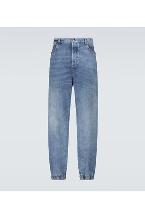 Balmain Jeans con la entrepierna caída
