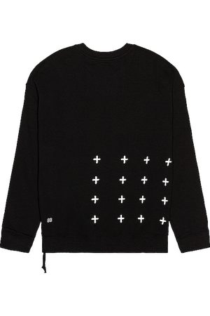 KSUBI Sudadera biggie en color negro talla L en - Black. Talla L (también en S, M, XL).