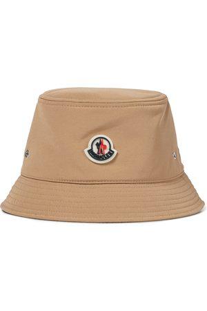 Moncler Sombrero de pescador con logo