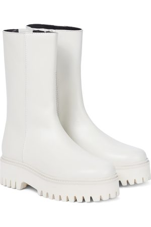 Dorothee Schumacher Exclusivo en Mytheresa - botas Sporty Elegance de piel