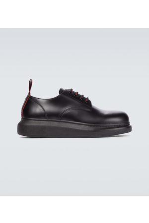 Alexander McQueen Zapatos Derby Hybrid