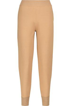Stella McCartney Pantalones de chándal Compact
