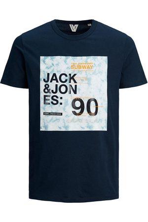 JACK & JONES Camiseta texto deportivo