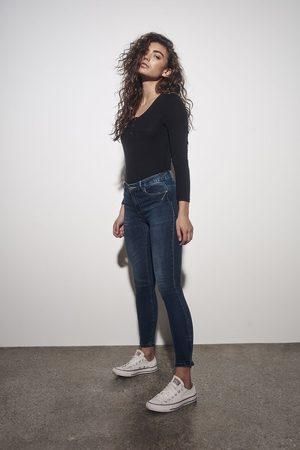 Noisy May Mujer Cintura alta - Skinny jeans