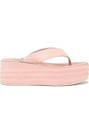 Free People Sandalias de plataforma haven en color rosado talla 36 en - Pink. Talla 36 (también en 39, 40, 41, 37, 38).