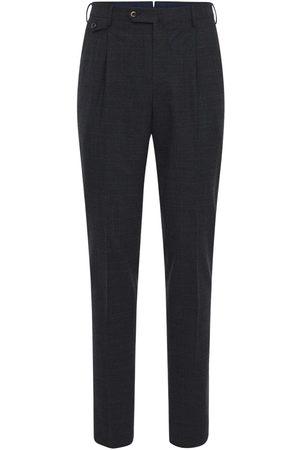 Pantaloni Torino | Hombre Pantalones Formales De Lana B-stretch 44