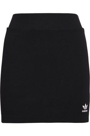 adidas | Mujer Falda 3 Bandas 36