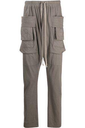 Rick Owens DRKSHDW Pantalones Creatch cargo con cordones