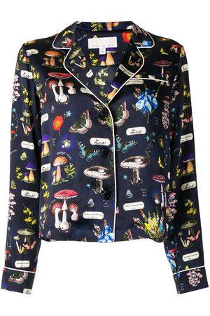 FLEUR DU MAL Pijama con estampado gráfico