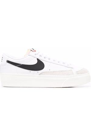 Nike Mujer Plataformas - Zapatillas Blazer Low Platform