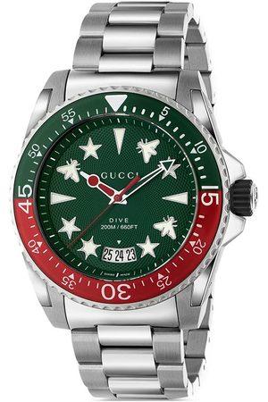 Gucci Reloj Dive de 45mm